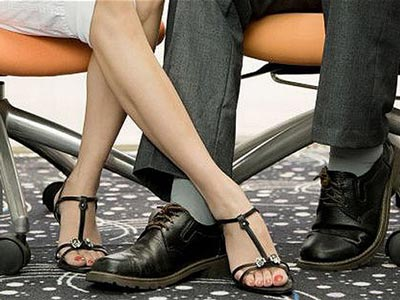 You had sex with the hot married lady at work -now what